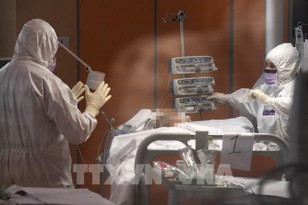Số ca nhiễm mới ở Italy giảm mạnh