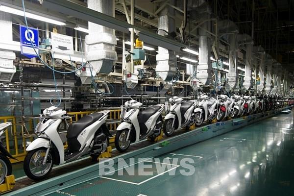 Doanh số bán xe máy tại Việt Nam giảm hơn 3% trong quý I
