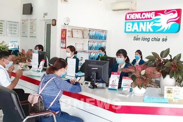 Kienlongbank giảm lãi suất cho vay với khách hàng bị ảnh hưởng do hạn, xâm nhập mặn