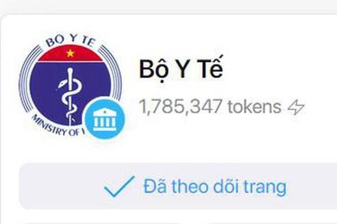 Bộ Y tế công bố kênh thông tin về dịch COVID -19 trên mạng xã hội Lotus