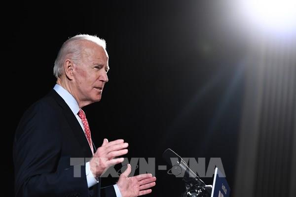 Bầu cử Mỹ 2020: Ứng cử viên Joe Biden cân nhắc việc lựa chọn liên danh tranh cử