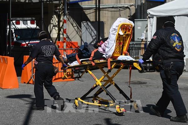 Gần 3.000 người tử vong vì COVID-19 tại New York