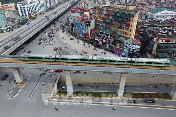 Xây dựng kế hoạch thực hiện những nhiệm vụ cuối dự án đường sắt Cát Linh- Hà Đông