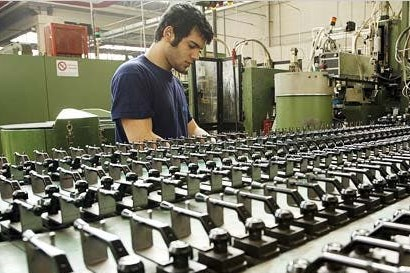 Sản xuất công nghiệp Italy suy giảm nghiêm trọng nhất trong 11 năm