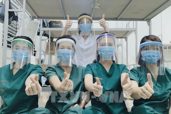 Việt Nam có thêm 6 bệnh nhân COVID-19 được công bố khỏi bệnh