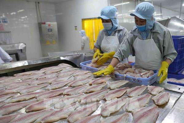 Tháng 4, xuất khẩu nông, lâm thủy sản giảm gần 17%
