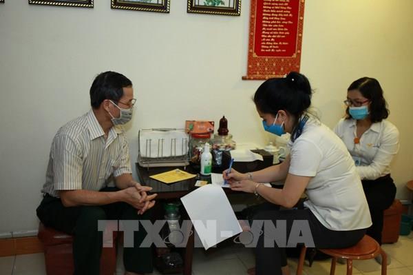 Dịch COVID-19: Hà Nội thực hiện chi trả lương hưu gộp 2 tháng tại nhà từ 16/4 đến 10/5