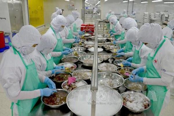 Kiên Giang quý I xuất khẩu tăng hơn 32%