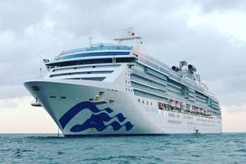 Thêm một du thuyền có hành khách nhiễm virus SARS-CoV-2 tới bang Florida của Mỹ
