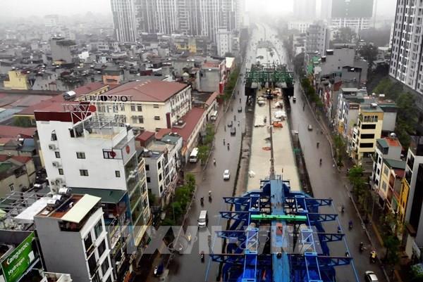 FECON trúng thầu thi công hầm chui Lê Văn Lương - Vành đại 3