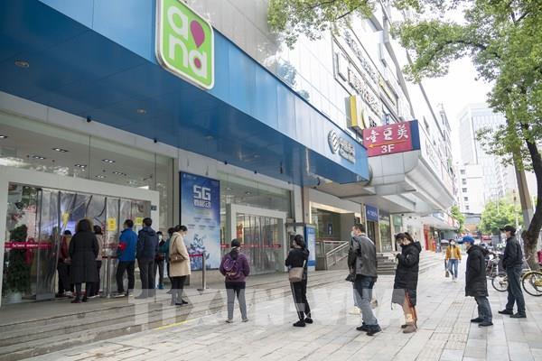 Trung Quốc: Sân bay Thiên Hà (Vũ Hán) sẽ nối lại hoạt động từ 8/4