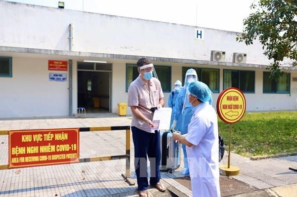 Việt Nam không ghi nhận ca mắc COVID-19 mới, các bệnh nhân nặng có nhiều tiến triển