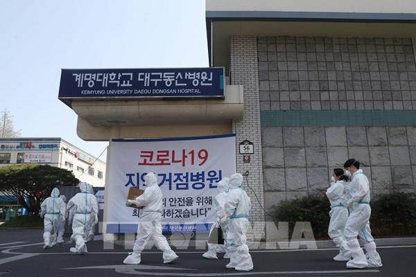 Hàn Quốc: Xuất khẩu hàng hóa chống dịch COVID-19 tăng mạnh