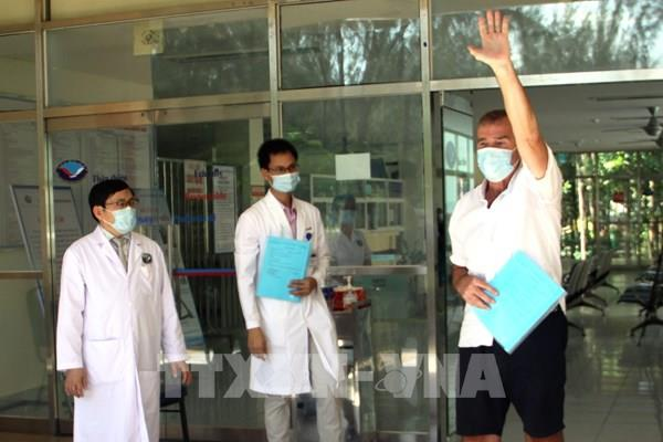 Dịch COVID-19: Bệnh nhân 57 tại Quảng Nam đã khỏi bệnh