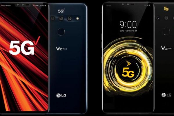 LG sẽ ra mắt điện thoại thông minh 5G với thương hiệu mới trong tháng 5/2020