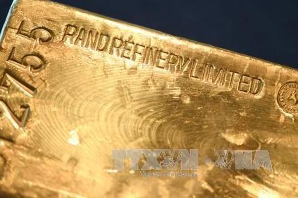 Giá vàng thế giới tăng bất chấp sự khởi sắc của Phố Wall