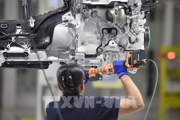 Sản lượng ô tô Mexico giảm 98,8% so với cùng kỳ