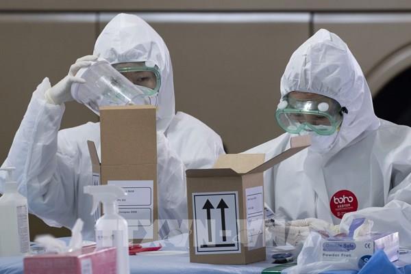 Hàn Quốc thành lập nhóm chuyên trách phát triển vaccine COVID-19