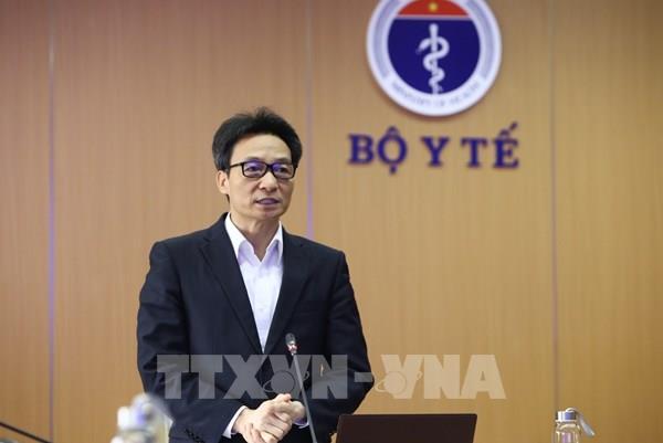 Phó Thủ tướng Vũ Đức Đam: Việt Nam đã và đang kiểm soát được dịch bệnh