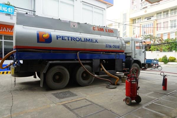 Petrolimex Sài Gòn áp dụng giải pháp đặt hàng trực tuyến