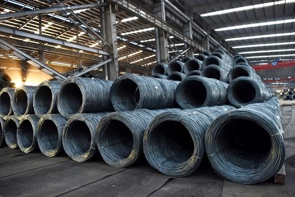 Hòa Phát đạt sản lượng thép xây dựng kỷ lục trong tháng 3