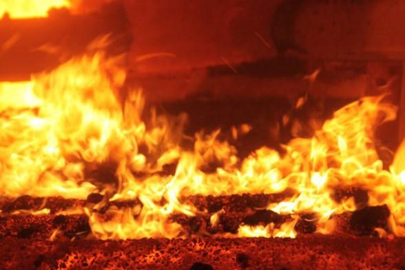 Nga: Cháy tại công trường xây dựng bệnh viện cho bệnh nhân COVID-19