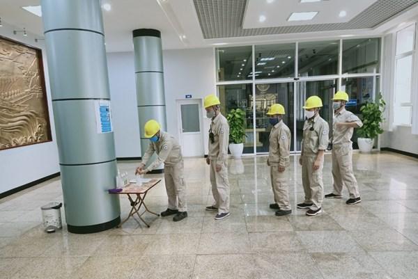 Thủy điện Sơn La xây dựng các phương án phòng chống dịch COVID-19