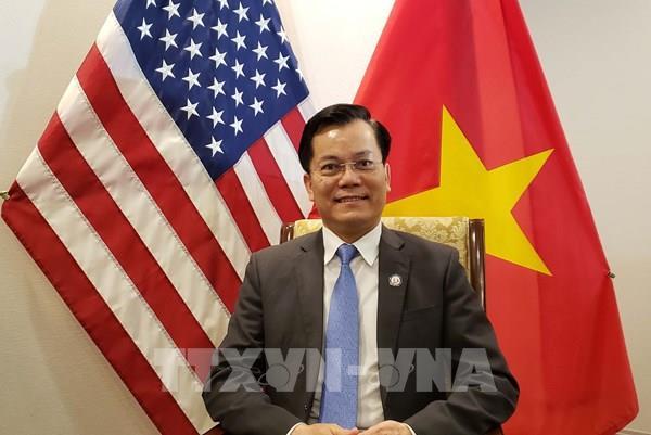 Đại sứ quán Việt Nam tại Mỹ thúc đẩy bảo hộ công dân