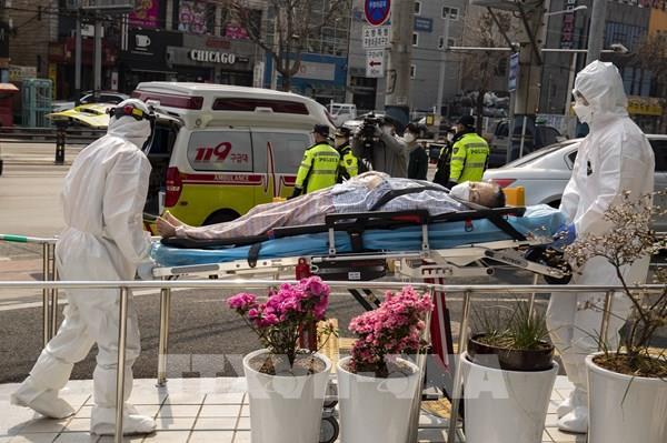 Hàn Quốc ngày thứ hai liên tiếp số ca nhiễm mới nCoV dưới 50 người