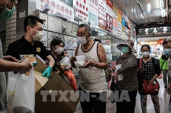 Hong Kong (Trung Quốc) ghi nhận 16% ca mắc bệnh không có triệu chứng