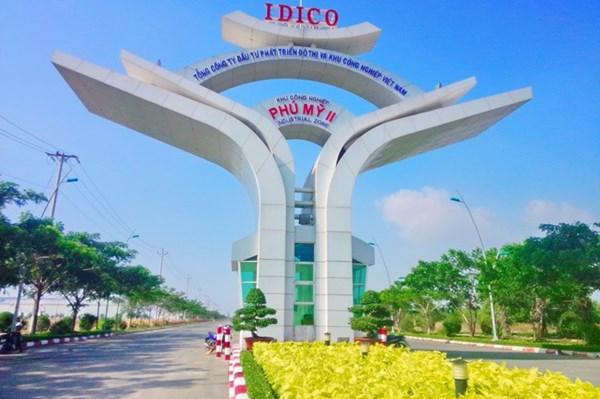 Nhiều lợi thế thu hút đầu tư của các khu công nghiệp IDICO