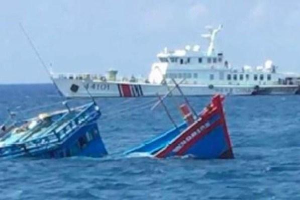 Philippines phản đối hành động gây hấn ở Biển Đông