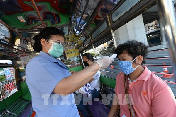 Gia tăng nhu cầu dịch vụ xét nghiệm SARS-CoV-2 trên xe ở Thái Lan