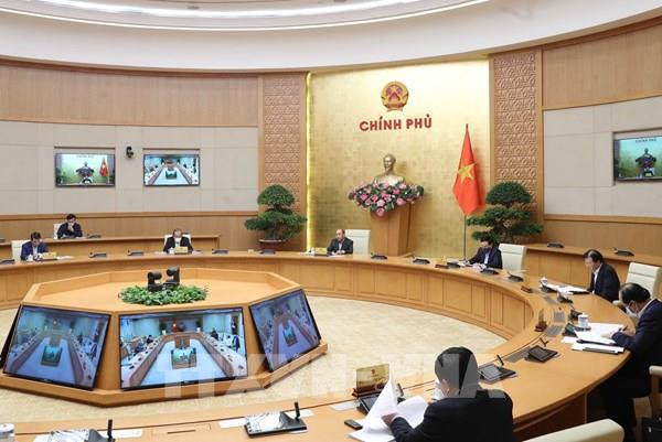 Hội nghị trực tuyến Chính phủ với các địa phương dự kiến diễn ra vào ngày 10/4