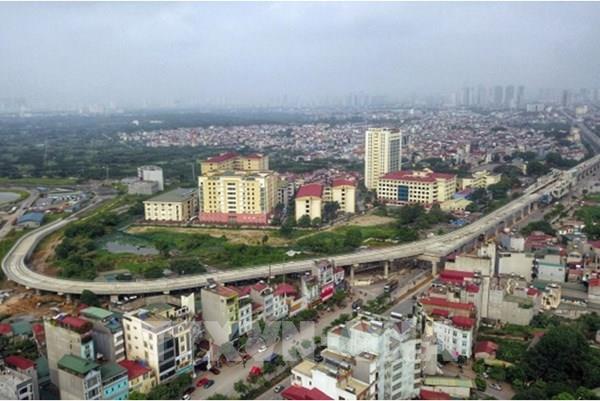 Lập Hội đồng thẩm định Báo cáo nghiên cứu tiền khả thi Dự án đường sắt đô thị Hà Nội