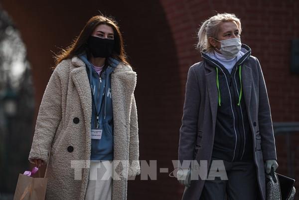 Nga ghi nhận số ca mắc bệnh cao kỷ lục trong ngày