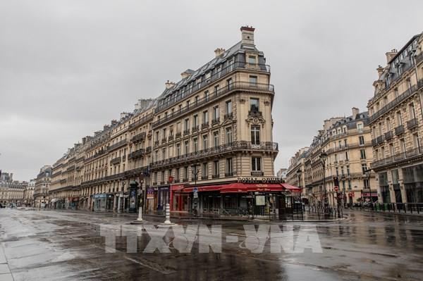 Kinh tế Pháp năm 2020 dự kiến giảm 6% do đại dịch COVID-19