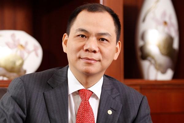 Bốn doanh nhân Việt Nam lọt vào danh sách tỷ phú của Forbes
