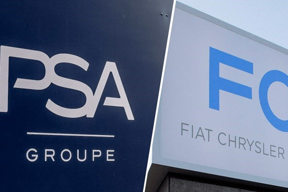 FCA và PSA muốn tăng dự trữ tiền mặt trước khi sáp nhập