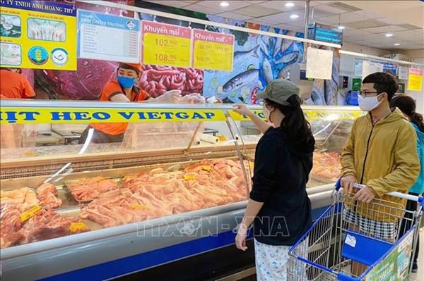 Chủ trương giảm giá lợn: Người tiêu dùng vẫn chưa được lợi