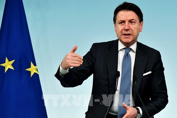 Dịch COVID-19: Italy tuyên bố sẽ tự hành động nếu EU không tìm ra giải pháp chung