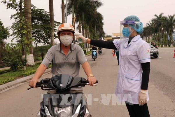 Dịch COVID-19: Bắc Ninh xác định 177 trường hợp tiếp xúc gần với bệnh nhân số 262