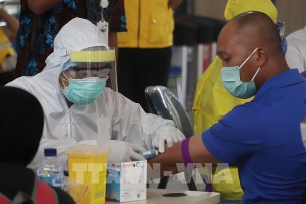 Indonesia có số ca nhiễm COVID-19 mới trong ngày cao nhất từ trước đến nay