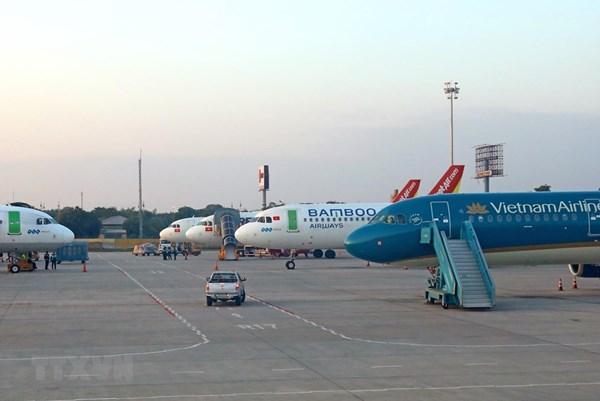 Dịch COVID-19: Thị trường vận tải hàng không quý I giảm mạnh