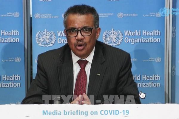 Dịch COVID-19: WHO đánh giá tổng quan 100 ngày phòng chống dịch bệnh