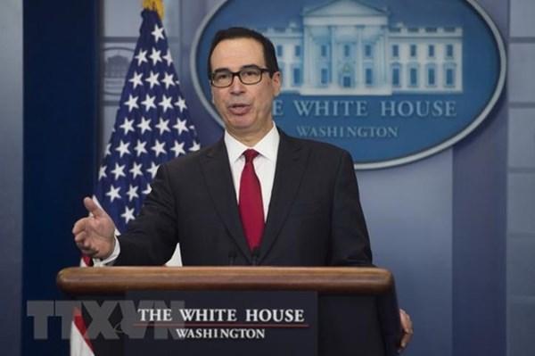 Bộ Tài chính Mỹ đàm phán với các hãng hàng không lớn về gói cứu trợ