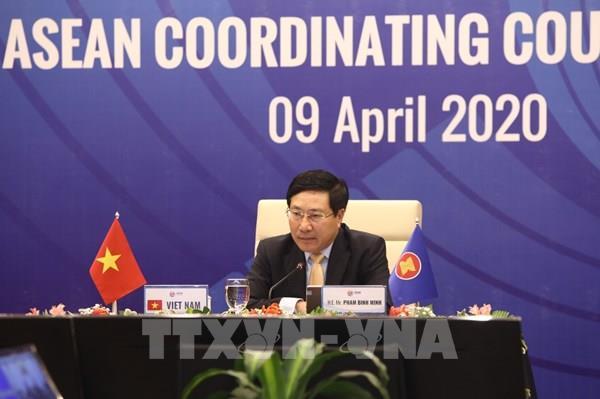 ASEAN 2020: Trao đổi biện pháp của ASEAN kiểm soát, ngăn chặn sự lây lan của dịch bệnh