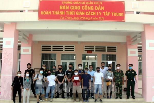Cập nhật mới nhất dịch COVID-19 tại Việt Nam sáng 10/4: Không ghi nhận ca mắc mới