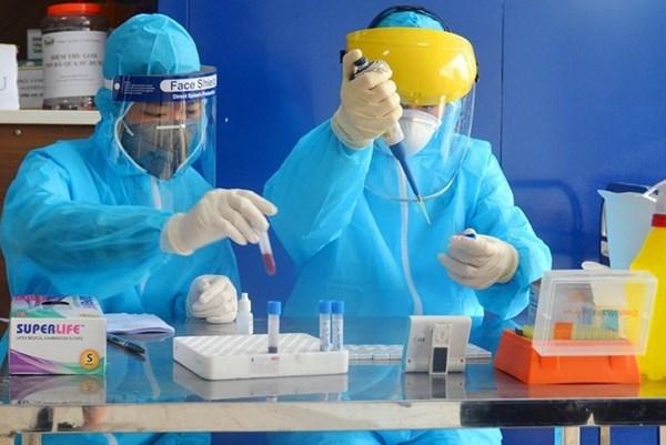 Thủ tướng đồng ý về chủ trương cho phép đặt hàng dịch vụ xét nghiệm COVID-19