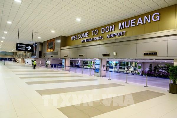 Dịch COVID-19: Thái Lan gia hạn cấm chuyến bay chở khách đến nước này